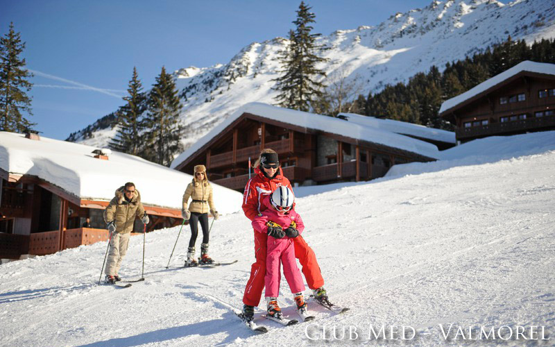 Club Med - Valmorel, French Alps